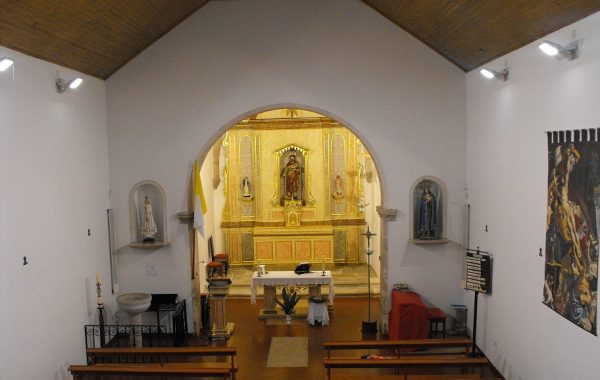 Igreja Interior 3