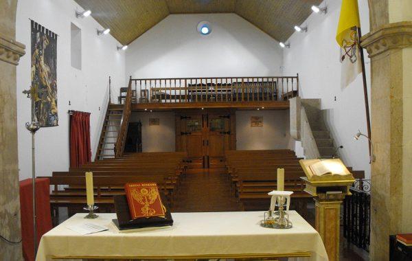 Igreja Interior 1